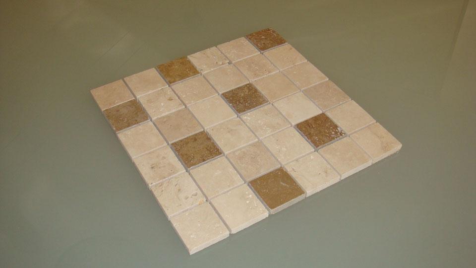 mosaico travertino 5