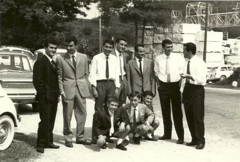 Azienda SITEM anni 60