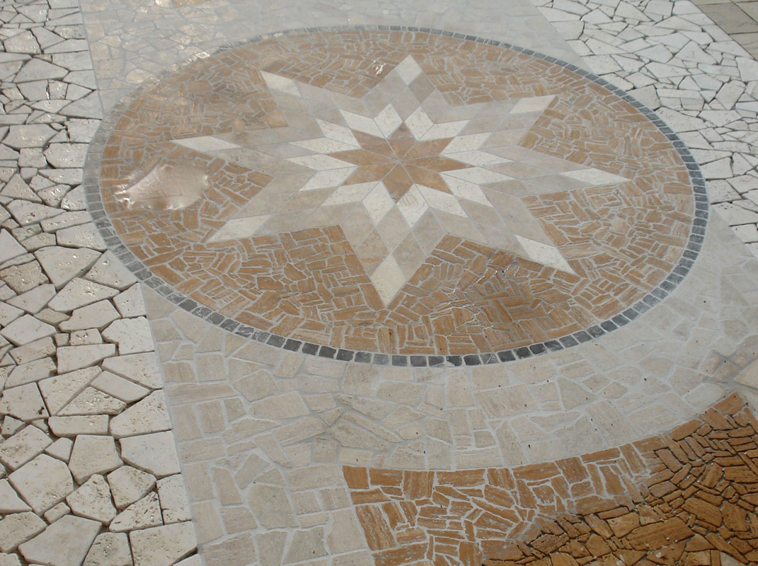 travertino mosaici